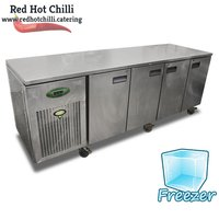 Foster 4 Door Prep Freezer