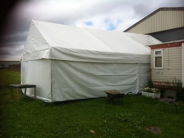 Marquee (Genuine Heavy Duty) Professional Quality 10m x 6m, Wedding or Party.