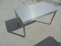 Stainless Steel Stand/Low Table (5431)