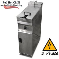 Valentine Single Tank Fryer (Ref: RHC2032)