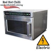 1800W Menumaster Microwave (Ref: RHC2580)