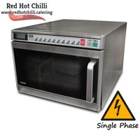 Sanyo 1900W Microwave (Ref: RHC2497)