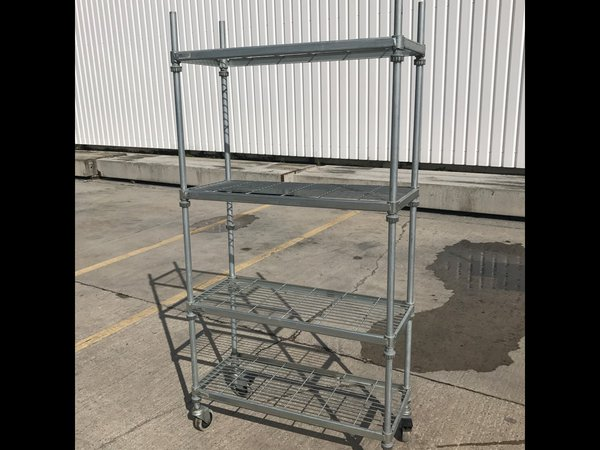 4 Tier Rack/Trolley (5460)