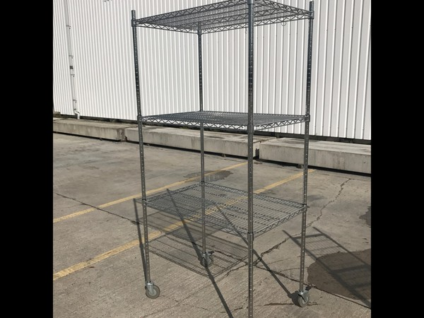4 Tier Rack/Trolley (5461)