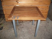 4 x Outdoor Tables (Code OT 146A)
