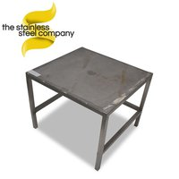 0.6m Stainless Appliance Stand (SS198)