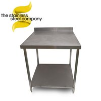 0.8m Stainless Steel Table (SS203)