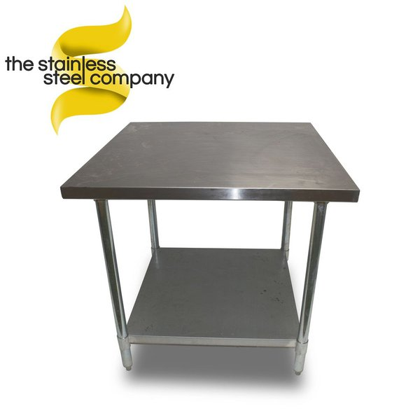 0.9m Stainless Steel Table (SS207)