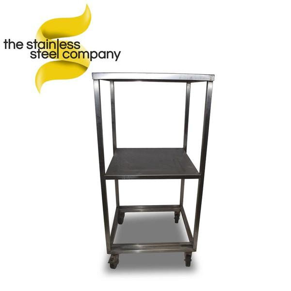 0.7m Stainless Shelving Unit (SS210)