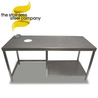 1.5m Stainless Steel Table (SS217) - Cheshire