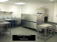 Meiko K200 VAP Pass Through Conveyor Dish Washer