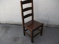 15 x Ladder Back Dining/Pub/ Restaurant Chairs (Code DC 756A)