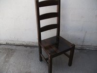 9 x Ladder Back Dining/Pub/ Restaurant Chairs (Code DC 757A)