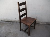 15 x Ladder Back Dining/Pub/ Restaurant Chairs (Code DC 758A)