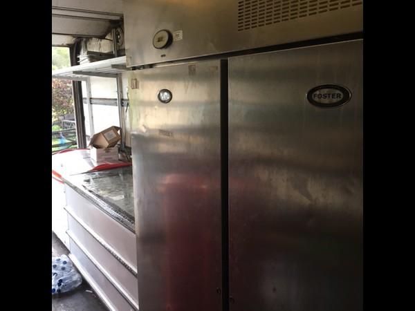 Daf 17 Ton Box Van