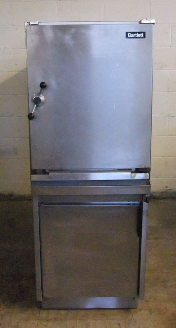 Bartlett Stainless Steel Atmospheric Steaming Oven