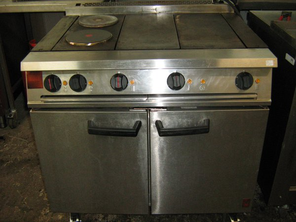 Falcon Dominator E2101 Electric Oven
