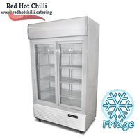 Blizzard Chilled Display Fridge