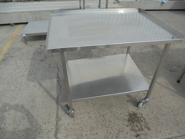Stainless Steel Table (5466)