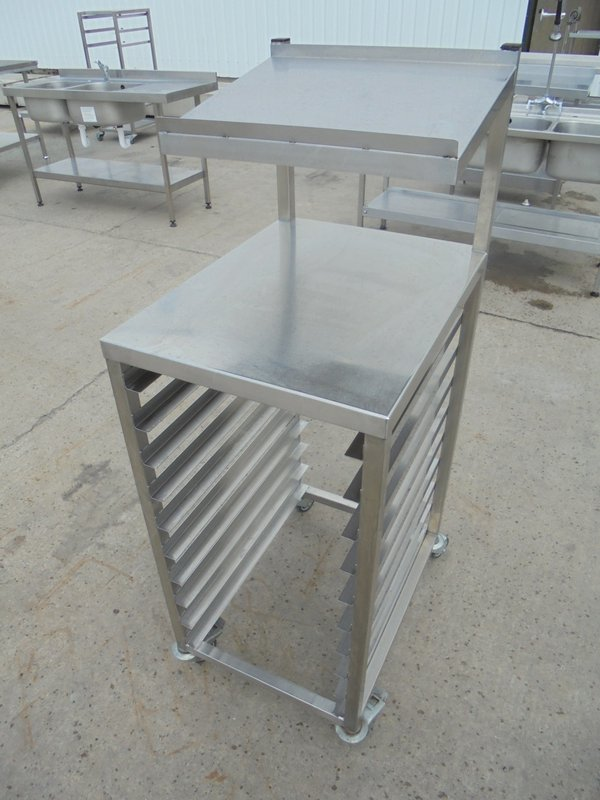 Stainless Steel Stand (5471)