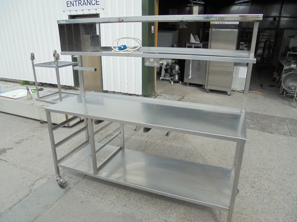 Stainless Steel Table (5474)