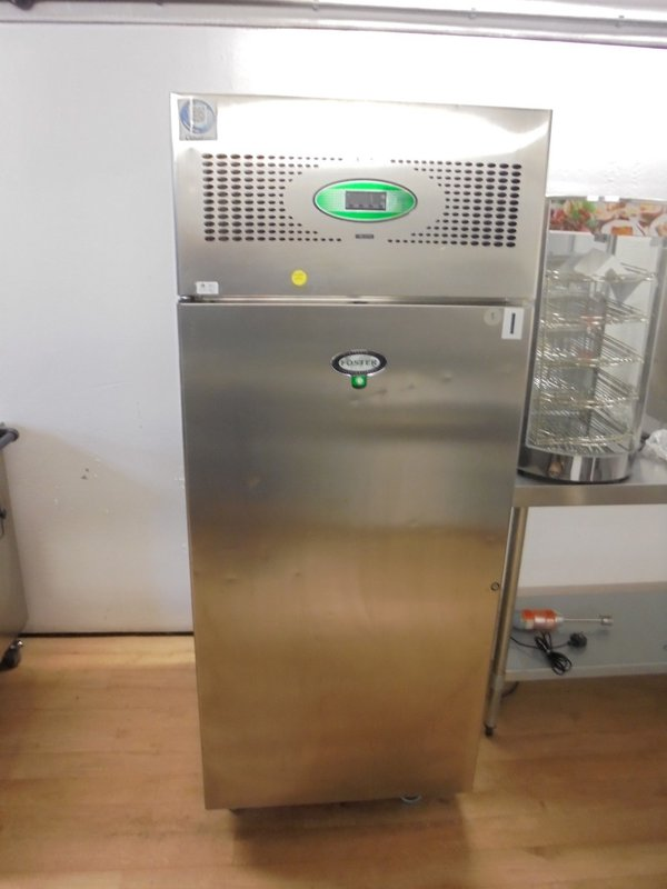Foster Stainless Steel Upright Freezer (5478)