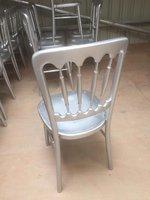200 Silver Cheltenham Chairs