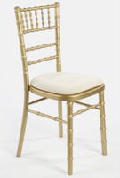 Quality Ivory Chiavari Seat Pads For Sale