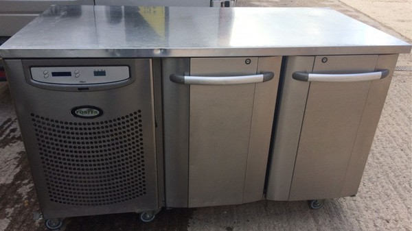 Foster EPREM 1/2 2 Door Counter/Prep Fridge