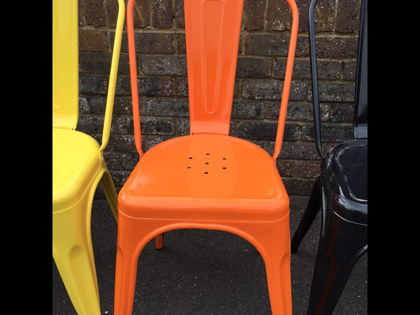 Tolix Xavier Pauchard Chairs - Seconds Paint Defect/Scratches