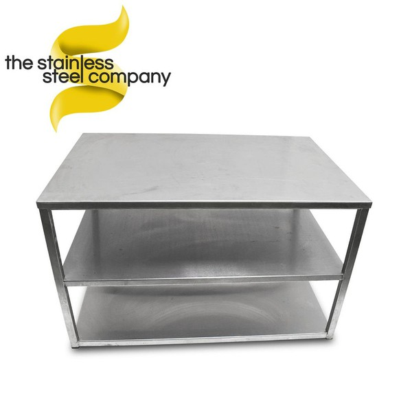 0.9m Stainless Steel Bench (SS173)