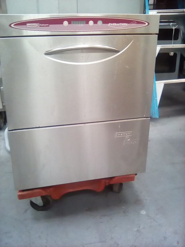 Maidaid Glass/Dishwasher Evolution D500
