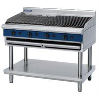 Blue Seal 4 burner LPG Chargrill Evolution G598