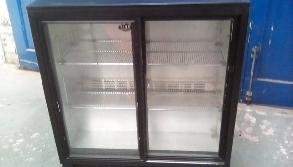 Double Sliding Doors Bottle Cooler - Norwich, Norfolk