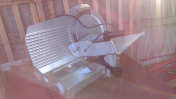 Hobart Meat and Cheese Slicer