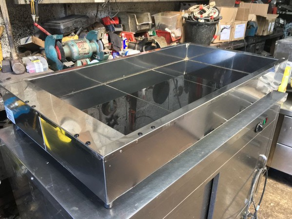 Moffat Table Top Heated Display Servery