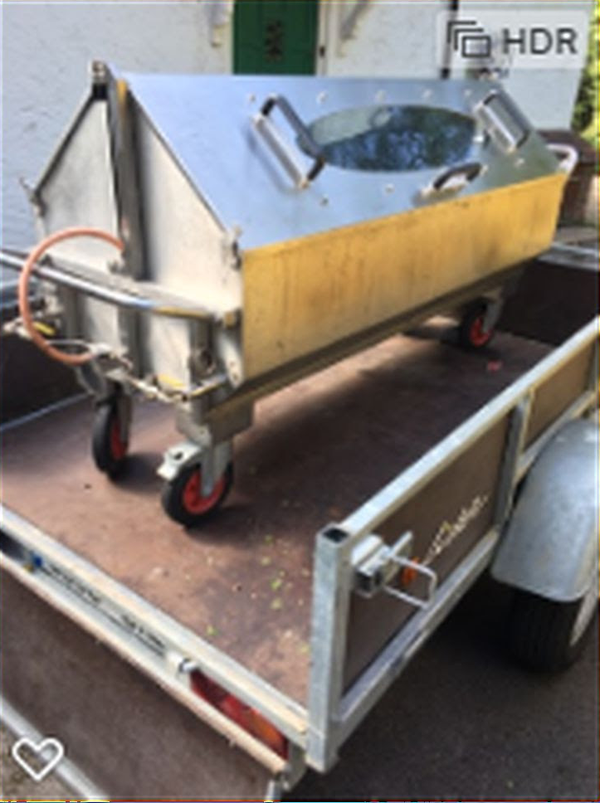 Hog Roast Equipment/Business