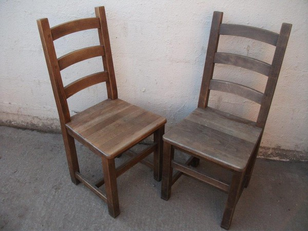 Ladder Back Chairs (Code DC 763A)