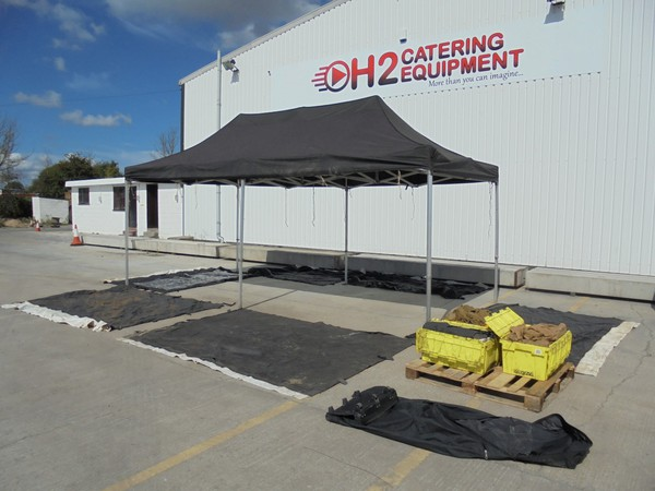 Heavy Duty Marquee/Gazebo (5492)