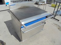 Blue Seal LPG Solid Top With Oven (5493)