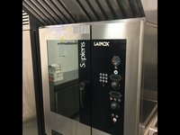 Lainox Sapiens SAEB101 Electric Combination Oven Plus Stand and Extraction Hood