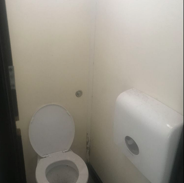 2 toilet trailers for sale
