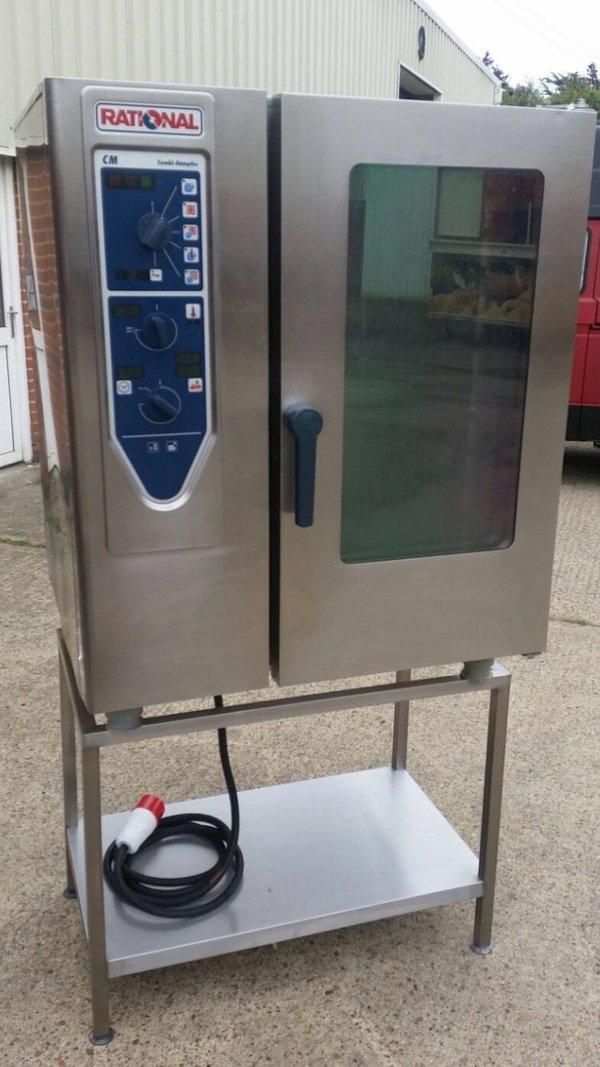 10 Grid Combi Oven