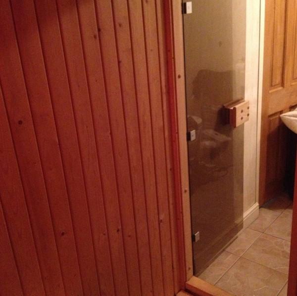 Sauna room uk