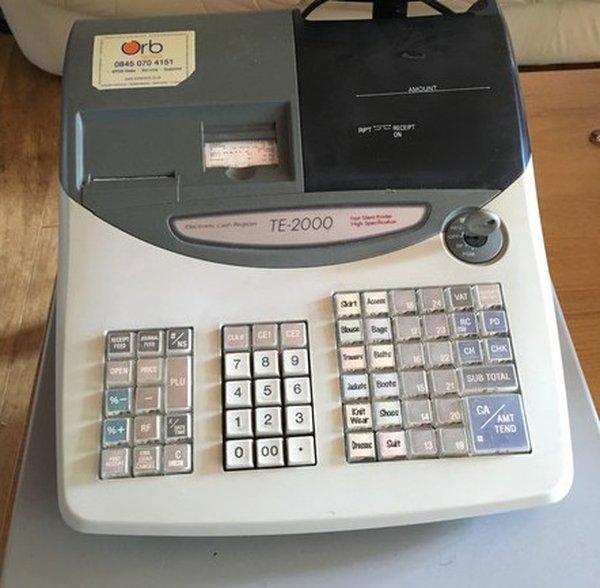 Cash Register for sale uk