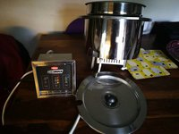 Hatch round heated well for sale