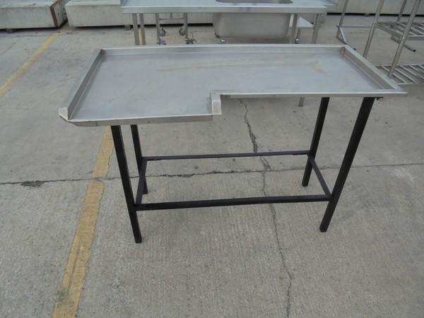 used dishwasher table