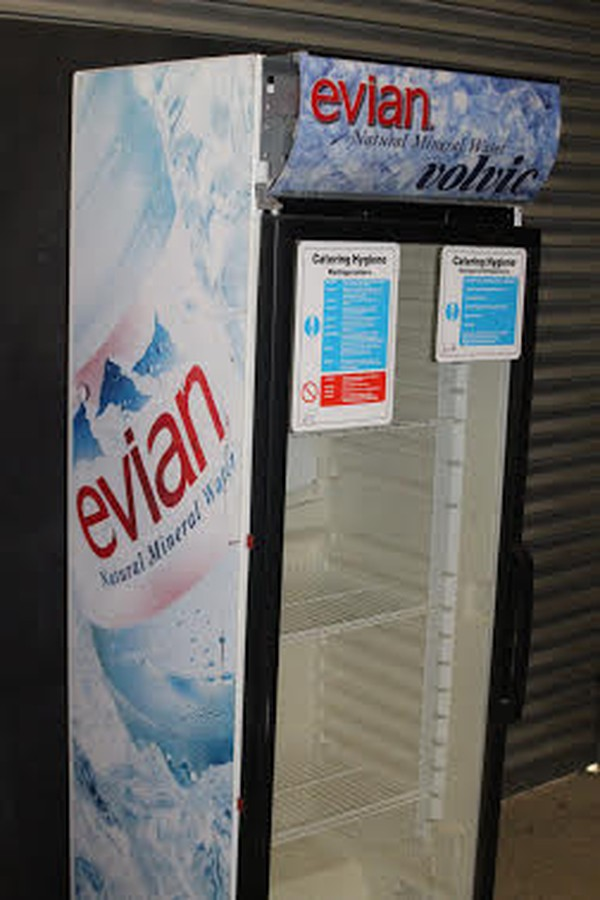 Shop fridge for cold drinks for sale