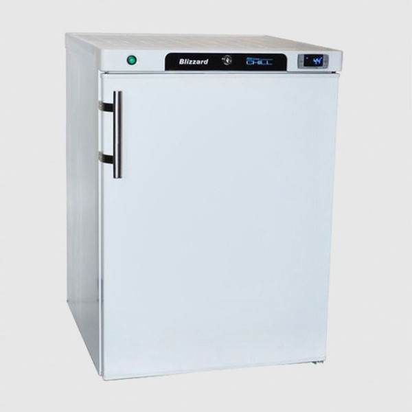 Second Hand Blizzard L200WH Undercounter Freezer