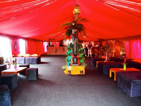 Raj tent event for sale